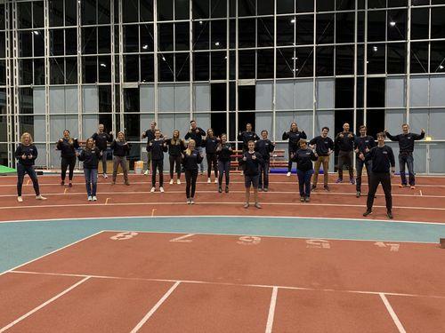 Der HLV begrüßt 31 neue C-(orona) Trainer Kinderleichtathletik