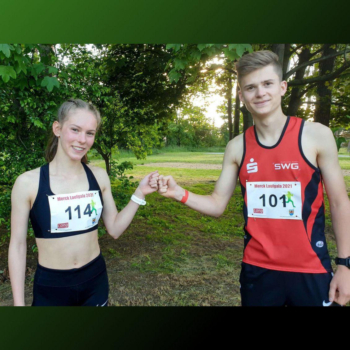 Jana Becker verbessert eigenen Hessenrekord