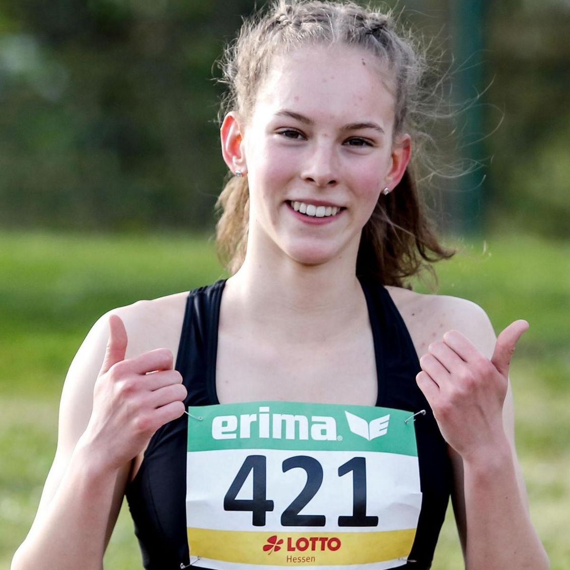Jana Becker mit 800-m-Hessenrekord