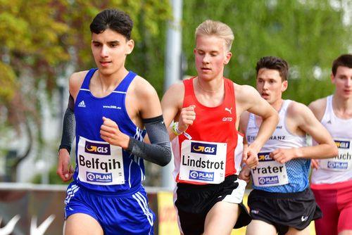 Hessische Läufer*innen erfolgreich bei DM-Langstrecke